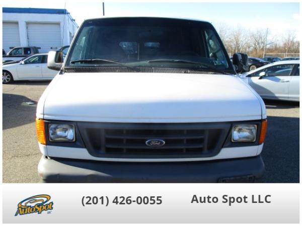 Ford Econoline 2007 $3499.00 incacar.com
