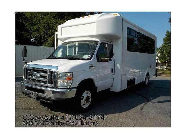 Ford Econoline 2008 $13995.00 incacar.com