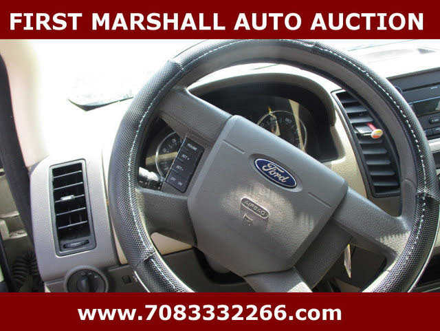 used Ford Edge 2007 vin: 2FMDK36C47BB41205