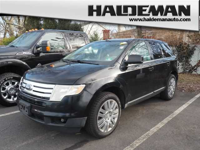 used Ford Edge 2008 vin: 2FMDK39C18BA06373