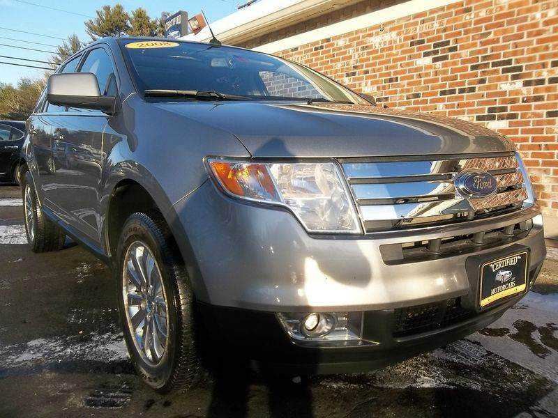 Ford Edge 2008 $9995.00 incacar.com
