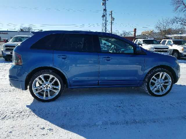 Ford Edge 2009 $10999.00 incacar.com
