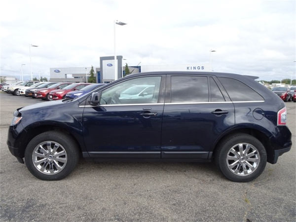 Ford Edge 2009 $5574.00 incacar.com