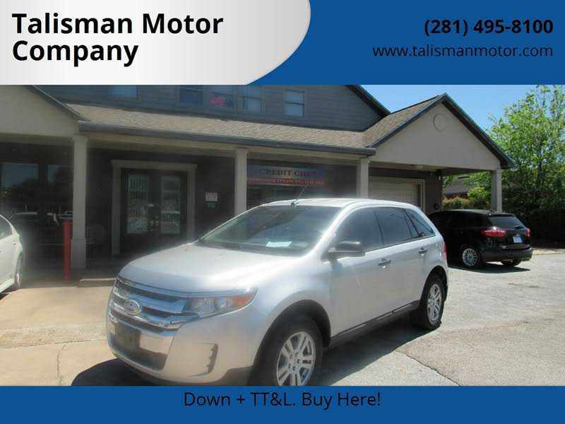 Ford Edge 2011 $995.00 incacar.com