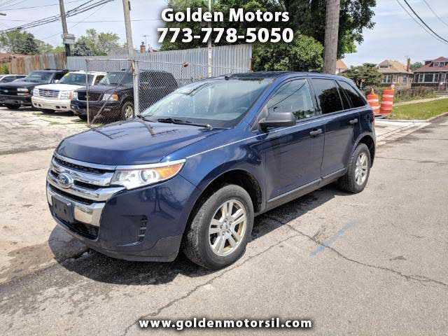 Ford Edge 2012 $7799.00 incacar.com