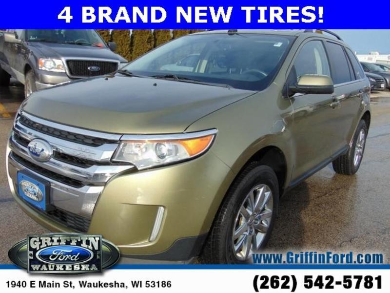 Ford Edge 2012 $9388.00 incacar.com