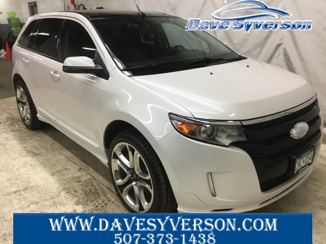 Ford Edge 2012 $10234.00 incacar.com