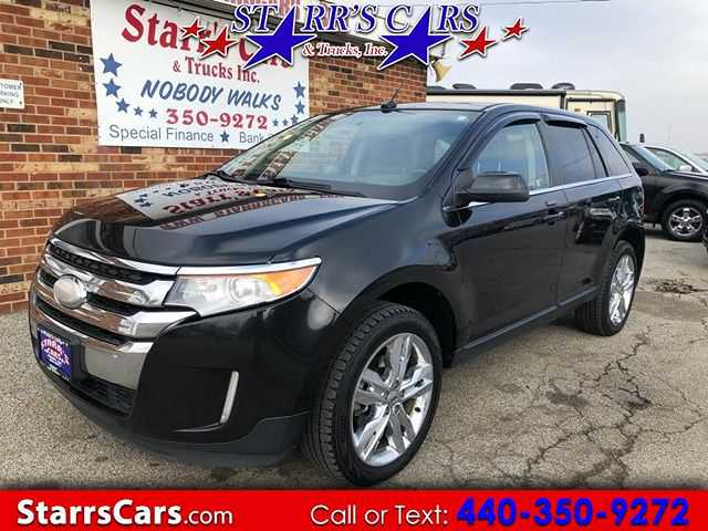 Ford Edge 2012 $11488.00 incacar.com