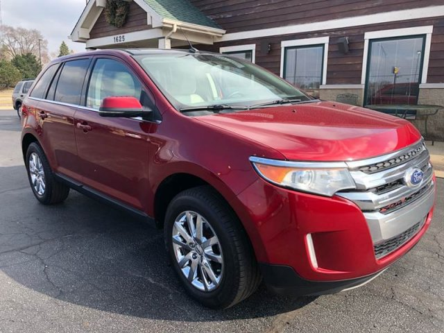 Ford Edge 2013 $16990.00 incacar.com