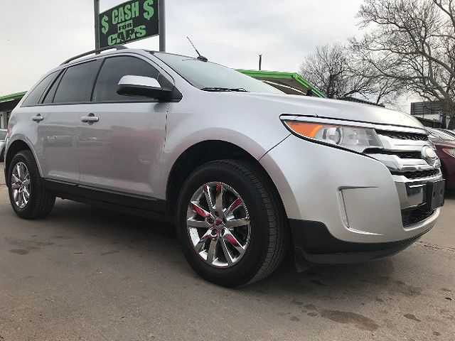 used Ford Edge 2013 vin: 2FMDK3JC8DBB36723
