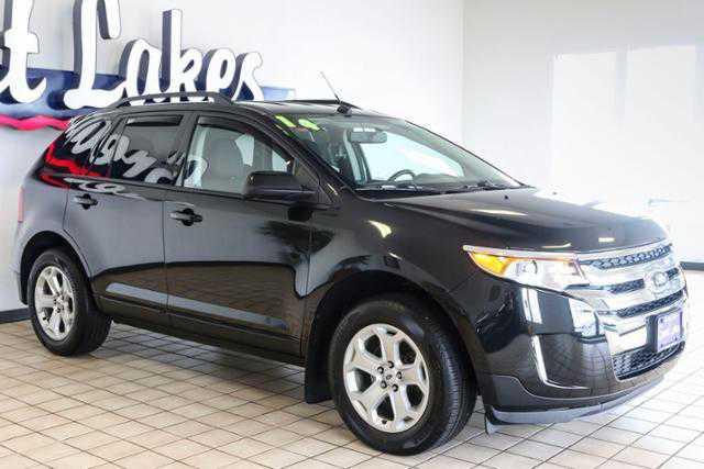 Ford Edge 2014 $17658.00 incacar.com