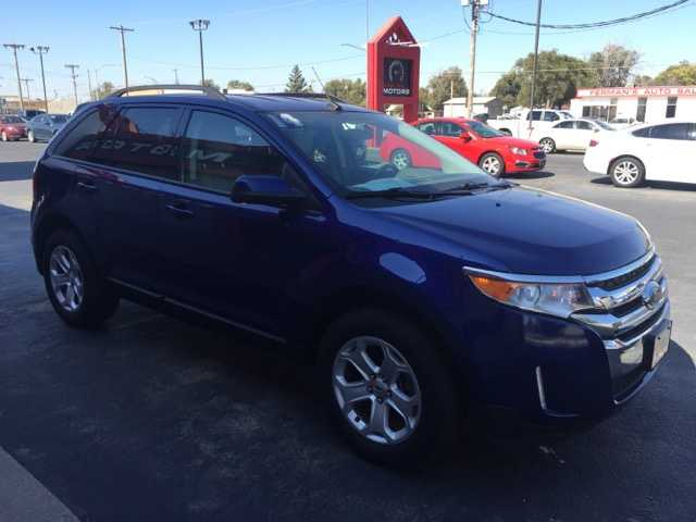 Ford Edge 2014 $14995.00 incacar.com
