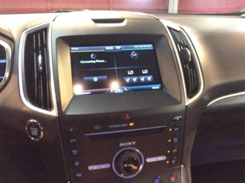 Ford Edge 2015 $26150.00 incacar.com