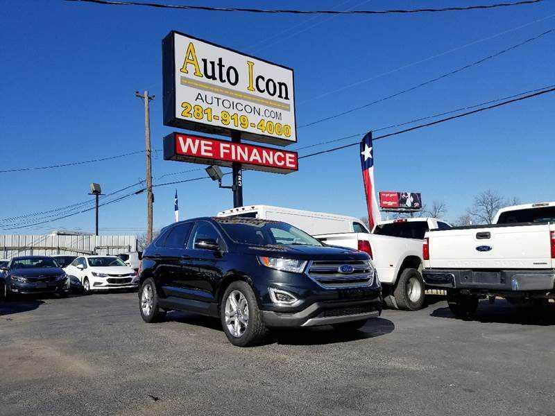 Ford Edge 2015 $23888.00 incacar.com
