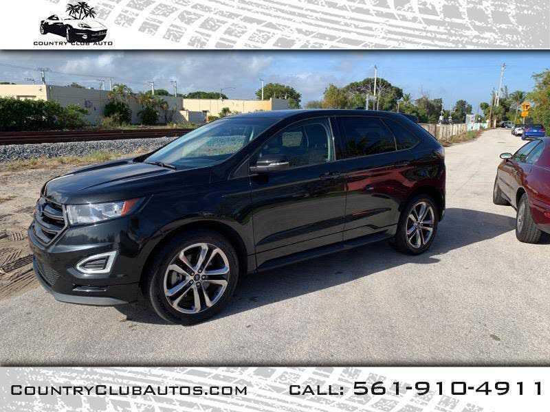 Ford Edge 2015 $23999.00 incacar.com