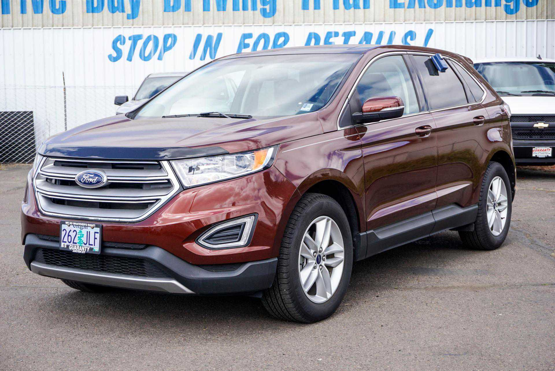 Ford Edge 2015 $22688.00 incacar.com
