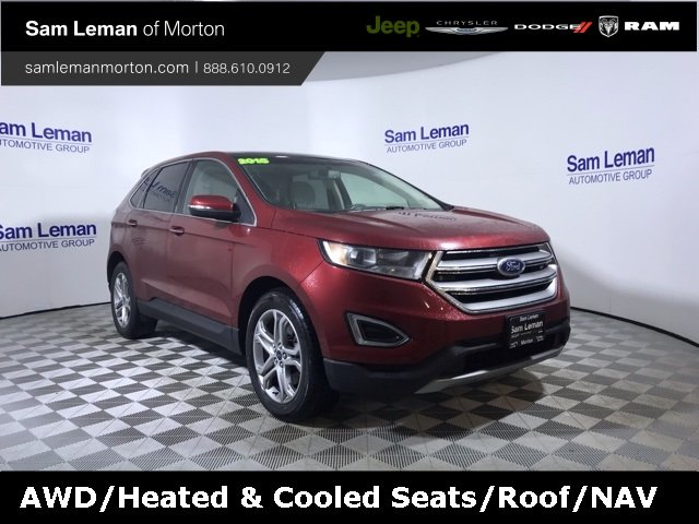 Ford Edge 2015 $23500.00 incacar.com