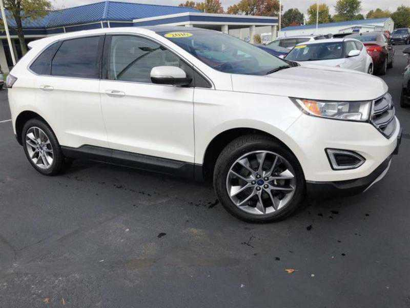 Ford Edge 2016 $22899.00 incacar.com