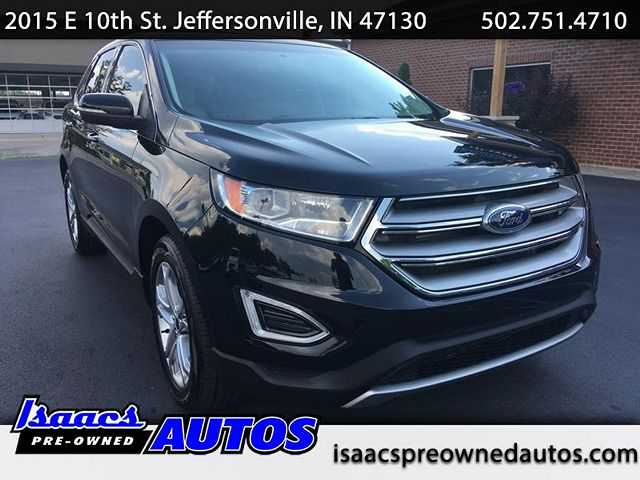 Ford Edge 2016 $18600.00 incacar.com