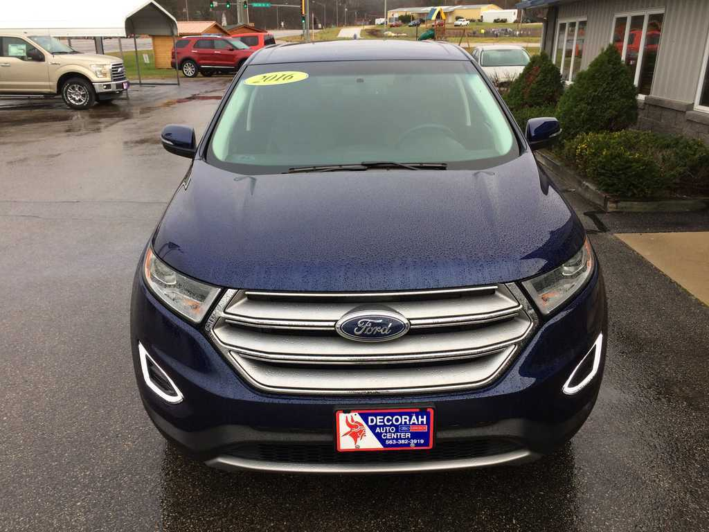 Ford Edge 2016 $22.00 incacar.com