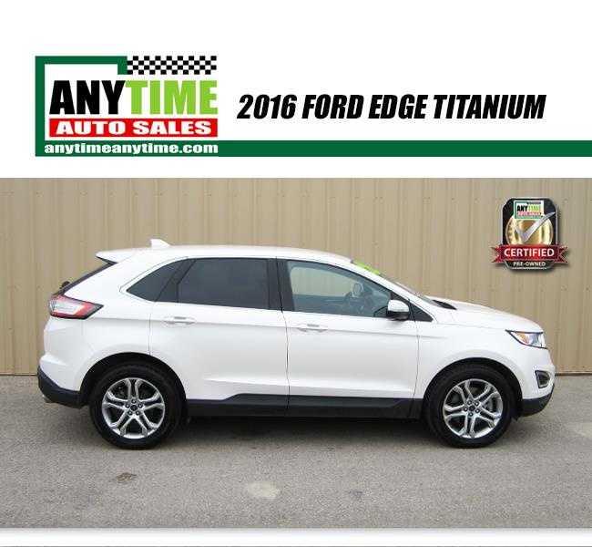 Ford Edge 2016 $24158.00 incacar.com