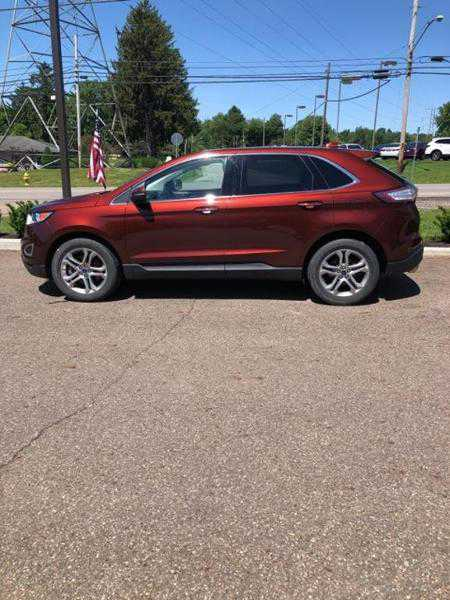 Ford Edge 2016 $25491.00 incacar.com