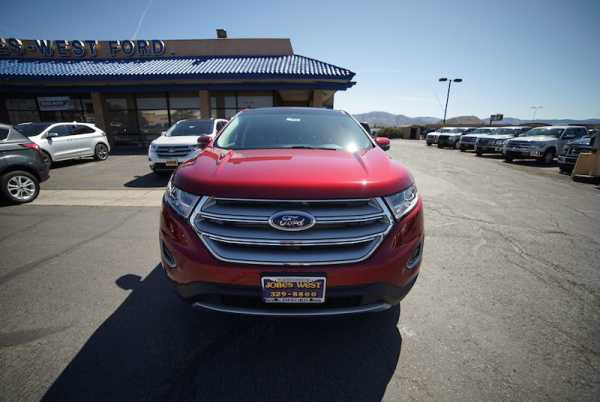 Ford Edge 2016 $42830.00 incacar.com