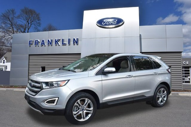 Ford Edge 2016 $24877.00 incacar.com