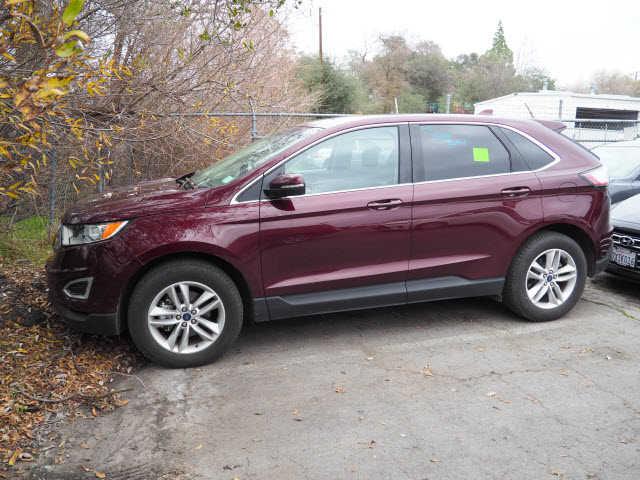 Ford Edge 2017 $17950.00 incacar.com