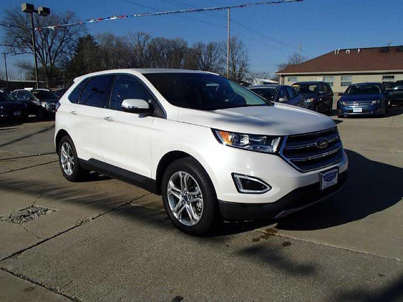 Ford Edge 2017 $28380.00 incacar.com