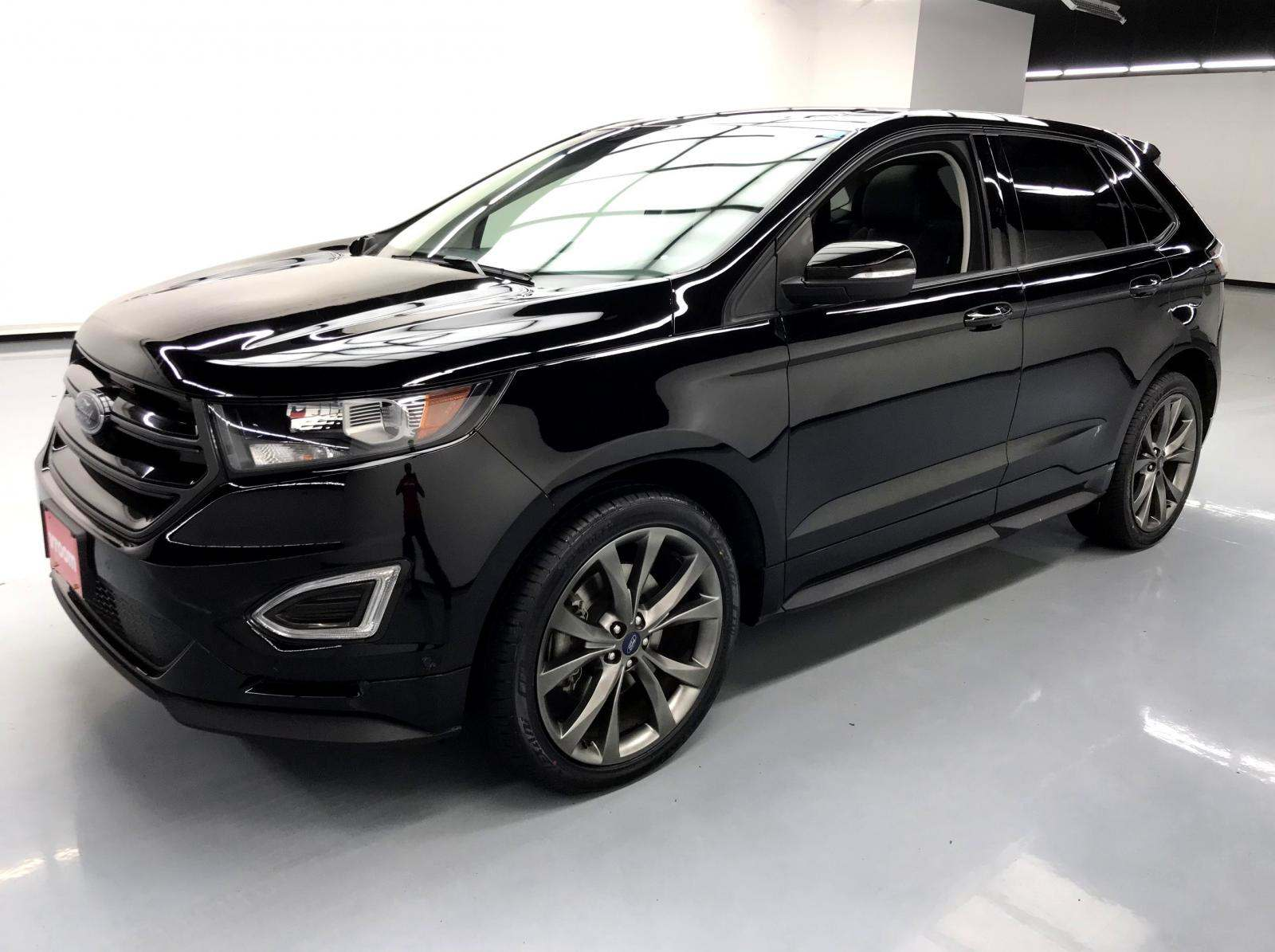 used Ford Edge 2017 vin: 2FMPK4AP6HBB04834