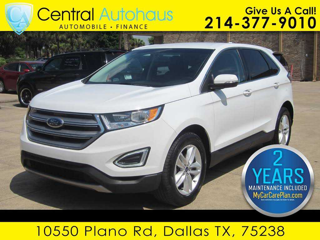 Ford Edge 2017 $17888.00 incacar.com