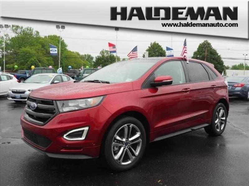 Ford Edge 2017 $31902.00 incacar.com