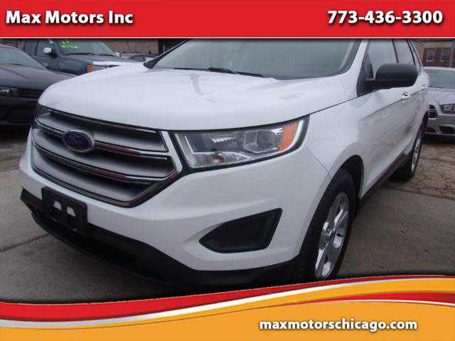 Ford Edge 2017 $14605.00 incacar.com