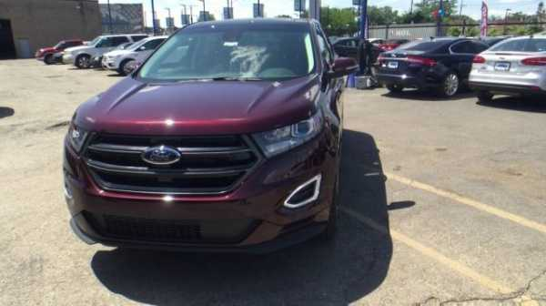 Ford Edge 2018 $43537.00 incacar.com