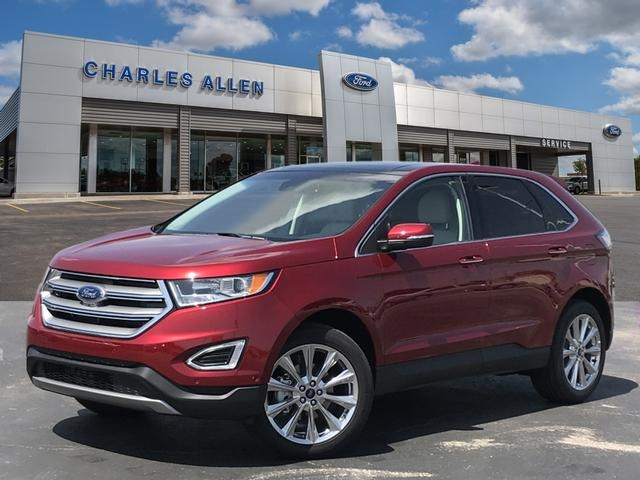 Ford Edge 2018 $42628.00 incacar.com