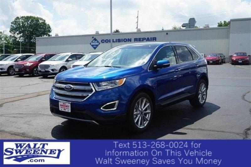 Ford Edge 2018 $34756.00 incacar.com