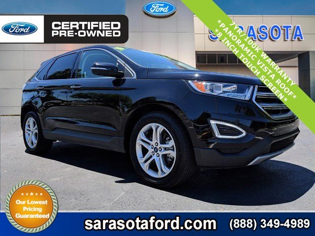 Ford Edge 2018 $28500.00 incacar.com