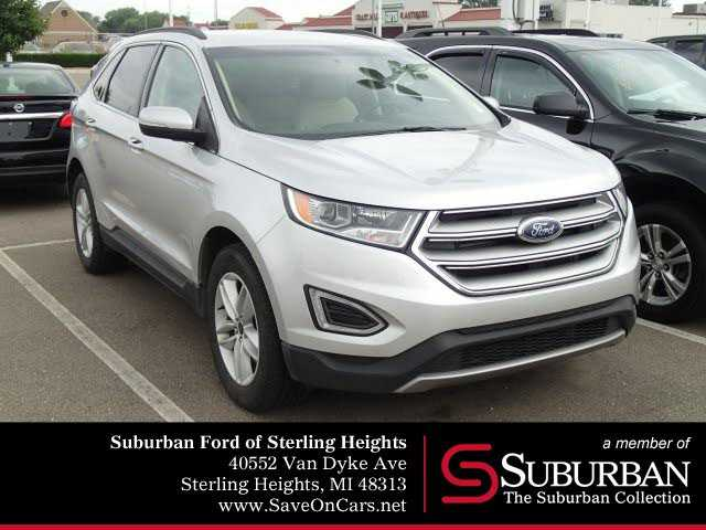 Ford Edge 2018 $17995.00 incacar.com