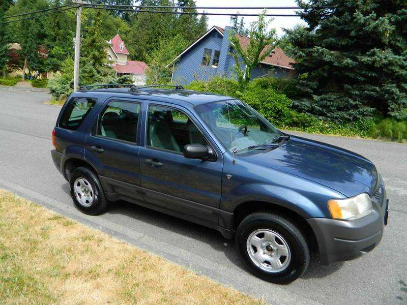 used Ford Escape 2001 vin: 1FMYU01181KA45929