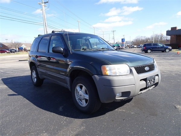 Ford Escape 2001 $3418.00 incacar.com