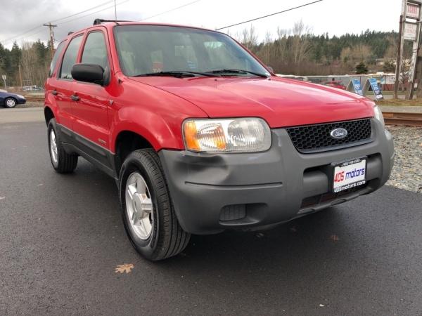 Ford Escape 2001 $3995.00 incacar.com