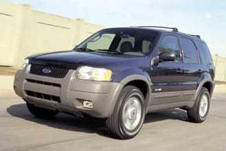 Ford Escape 2002 $4450.00 incacar.com
