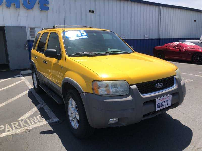 Ford Escape 2002 $4995.00 incacar.com