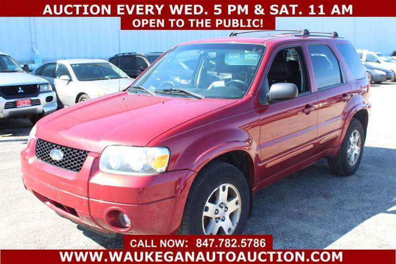 used Ford Escape 2005 vin: 1FMYU94165KB18978