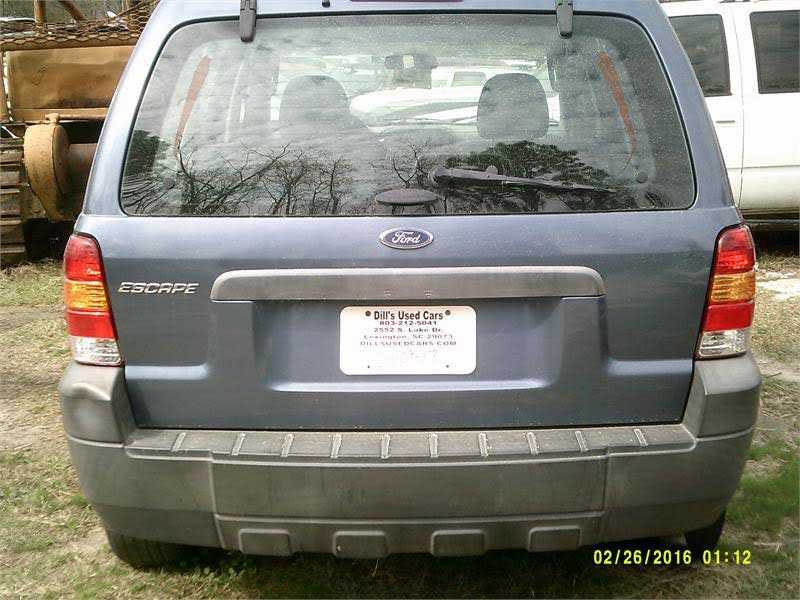 Ford Escape 2005 $3500.00 incacar.com