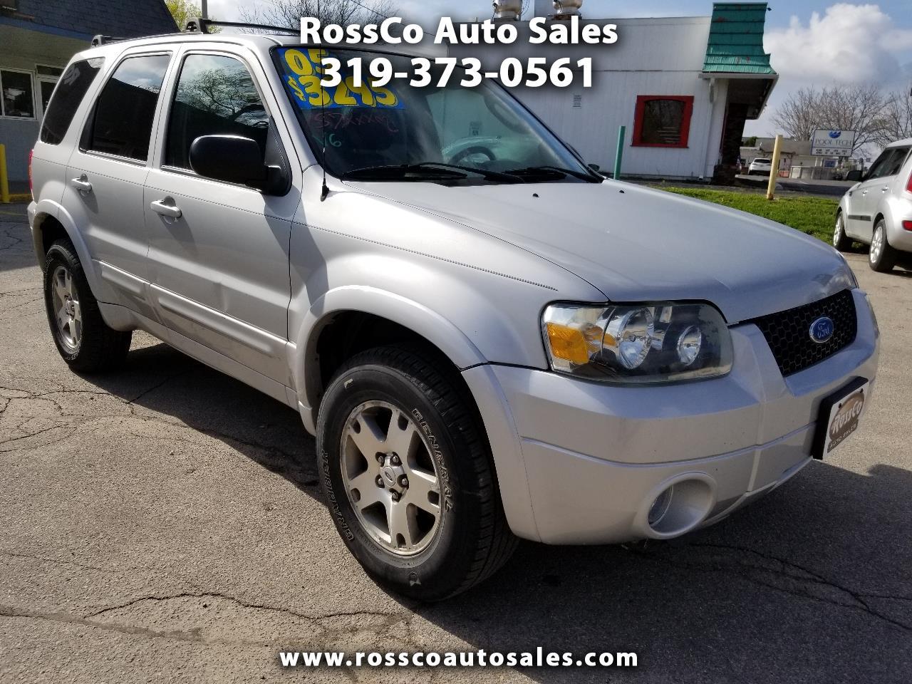 Ford Escape 2005 $3295.00 incacar.com
