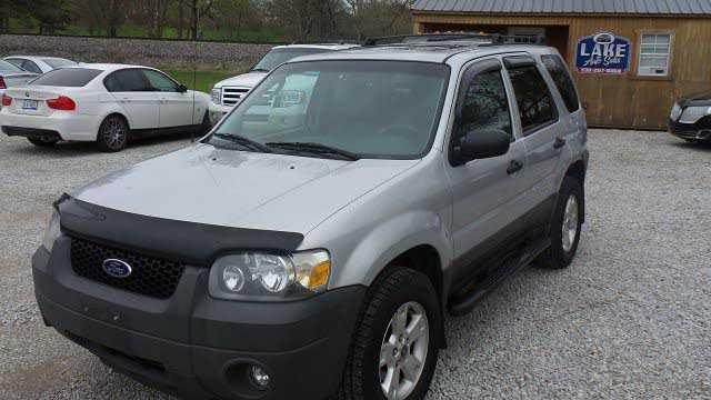 Ford Escape 2005 $1955.00 incacar.com