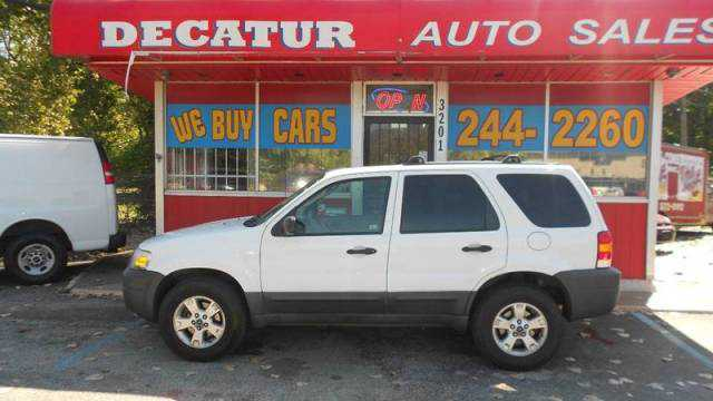 Ford Escape 2005 $111111.00 incacar.com