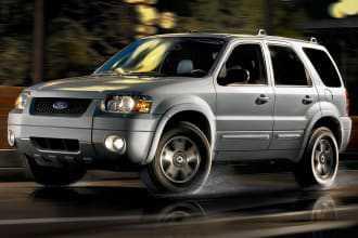 Ford Escape 2007 $8594.00 incacar.com
